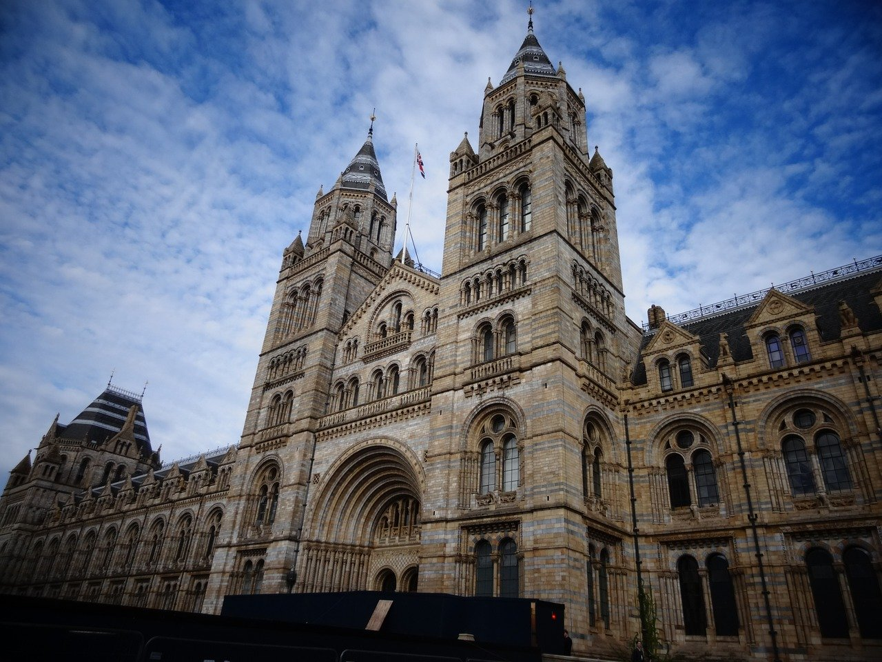 natural history museum, london, historically