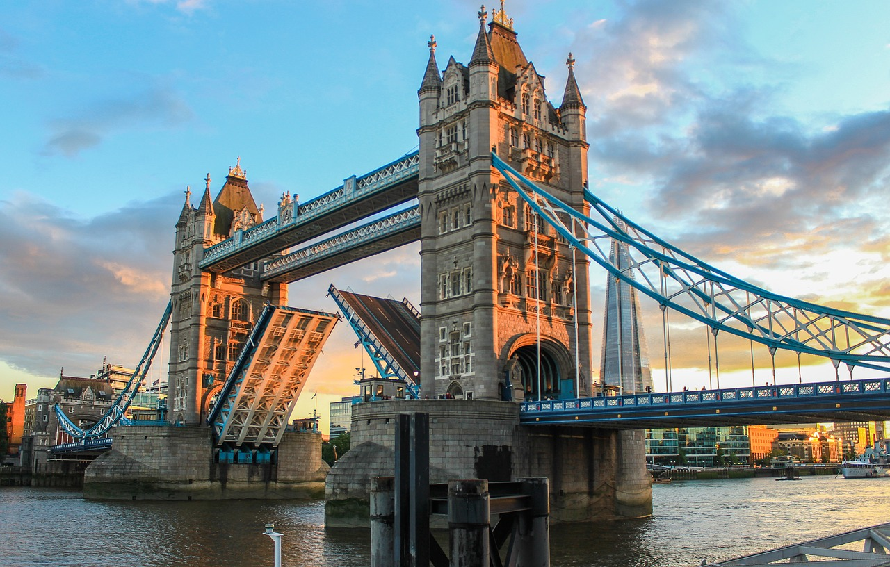 tower bridge, london, جسر البرج